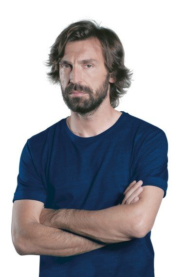 Andrea Pirlo im DRUTEX Social Media Interview