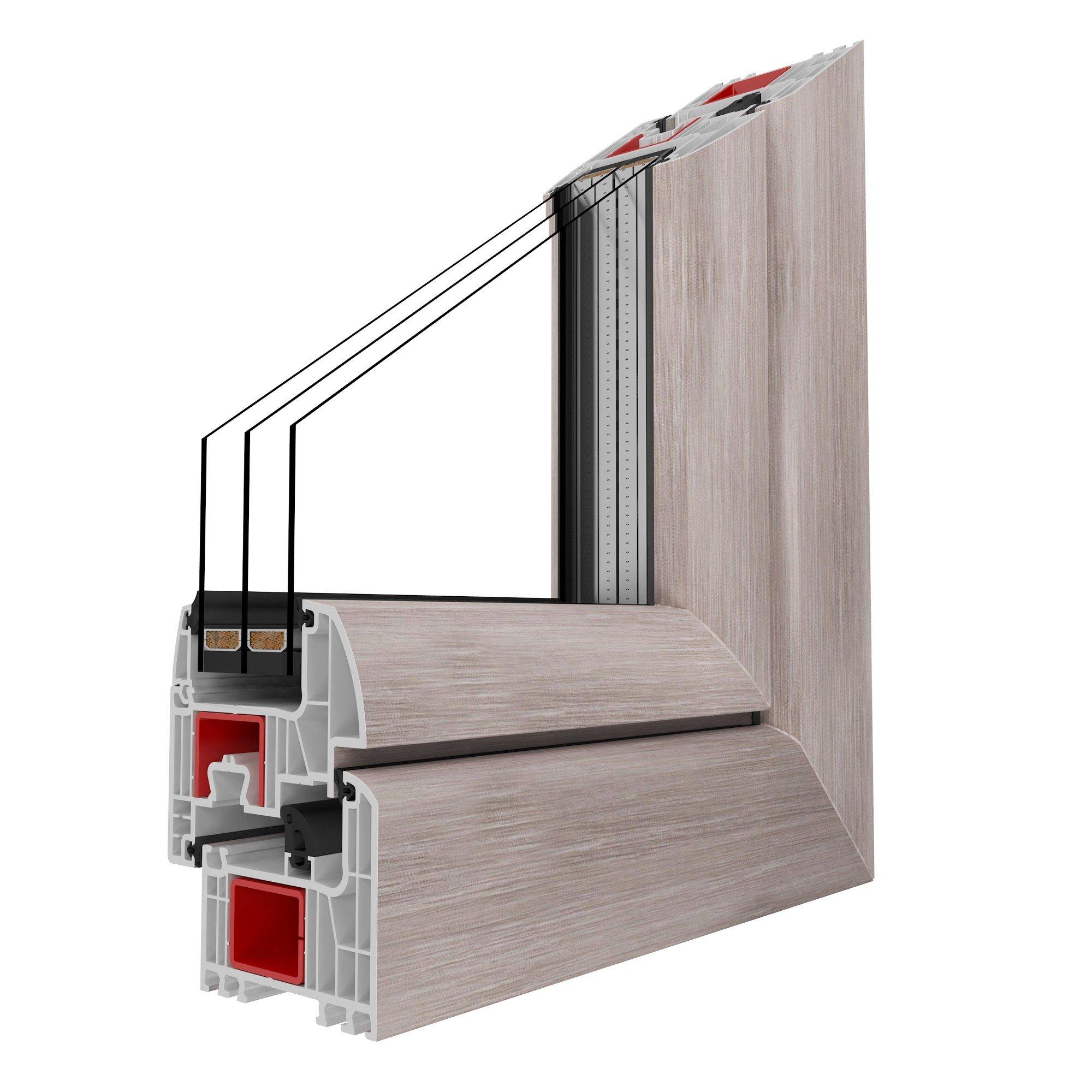 drutex s a pressroom drutex fenster jetzt in einer neuen modernen farbe. Black Bedroom Furniture Sets. Home Design Ideas