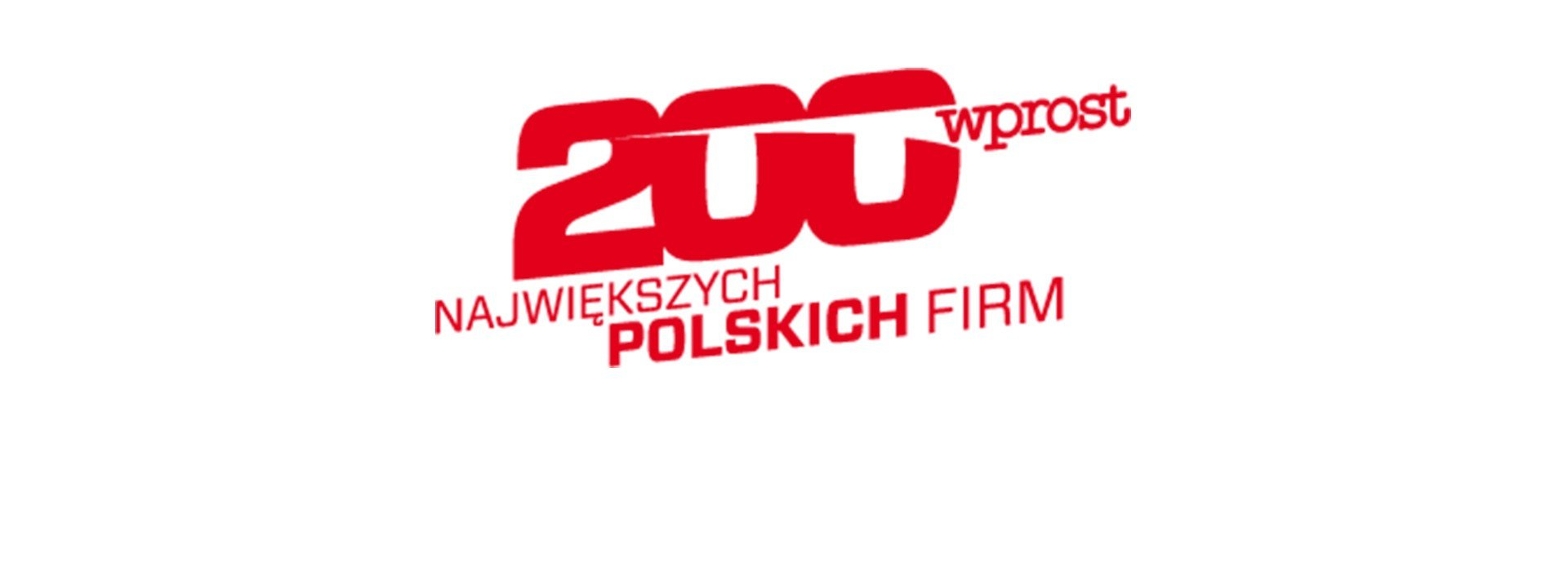 "Drutex advances in the ""Wprost"" list of the 200 biggest Polish companies"