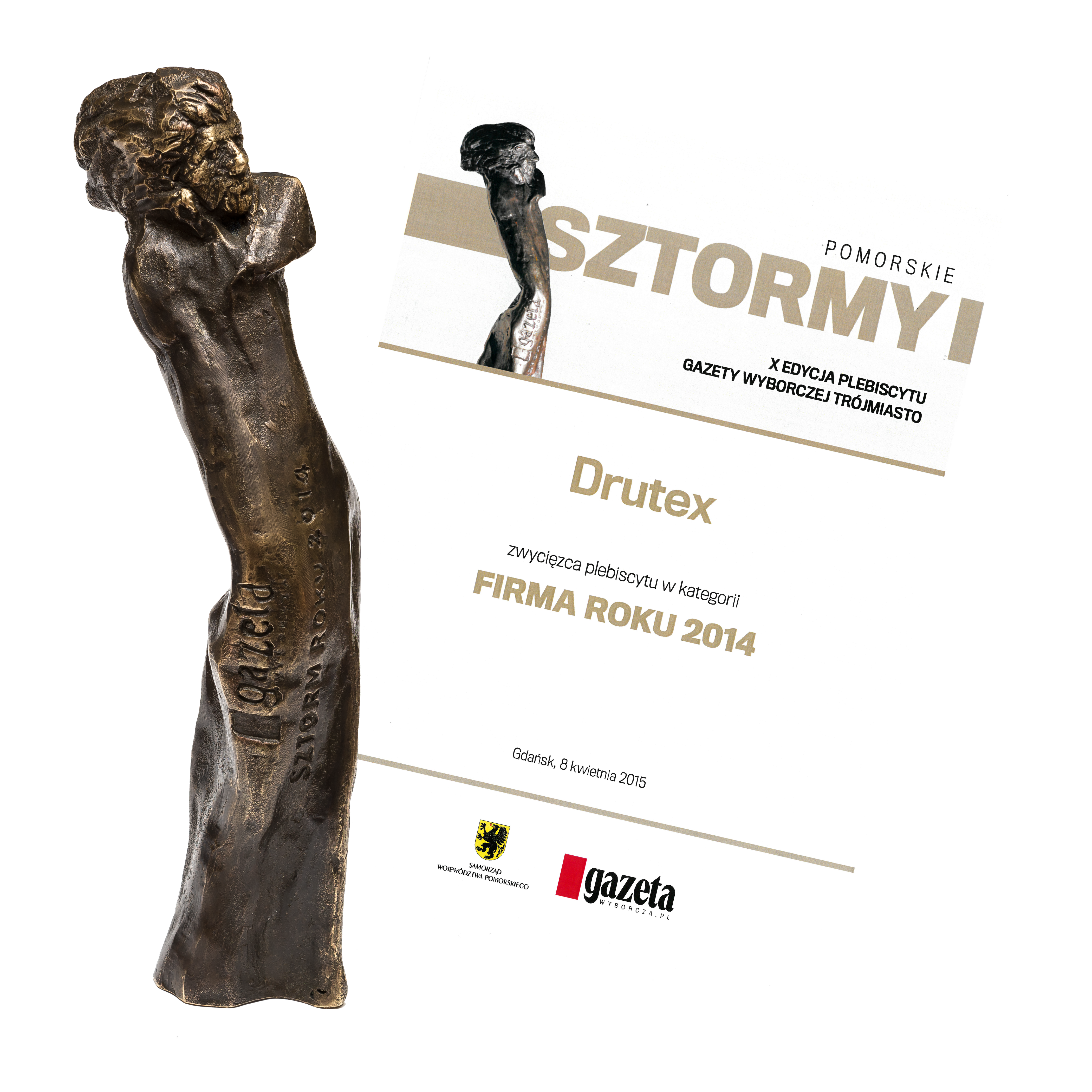 DRUTEX – the Company if the Year!