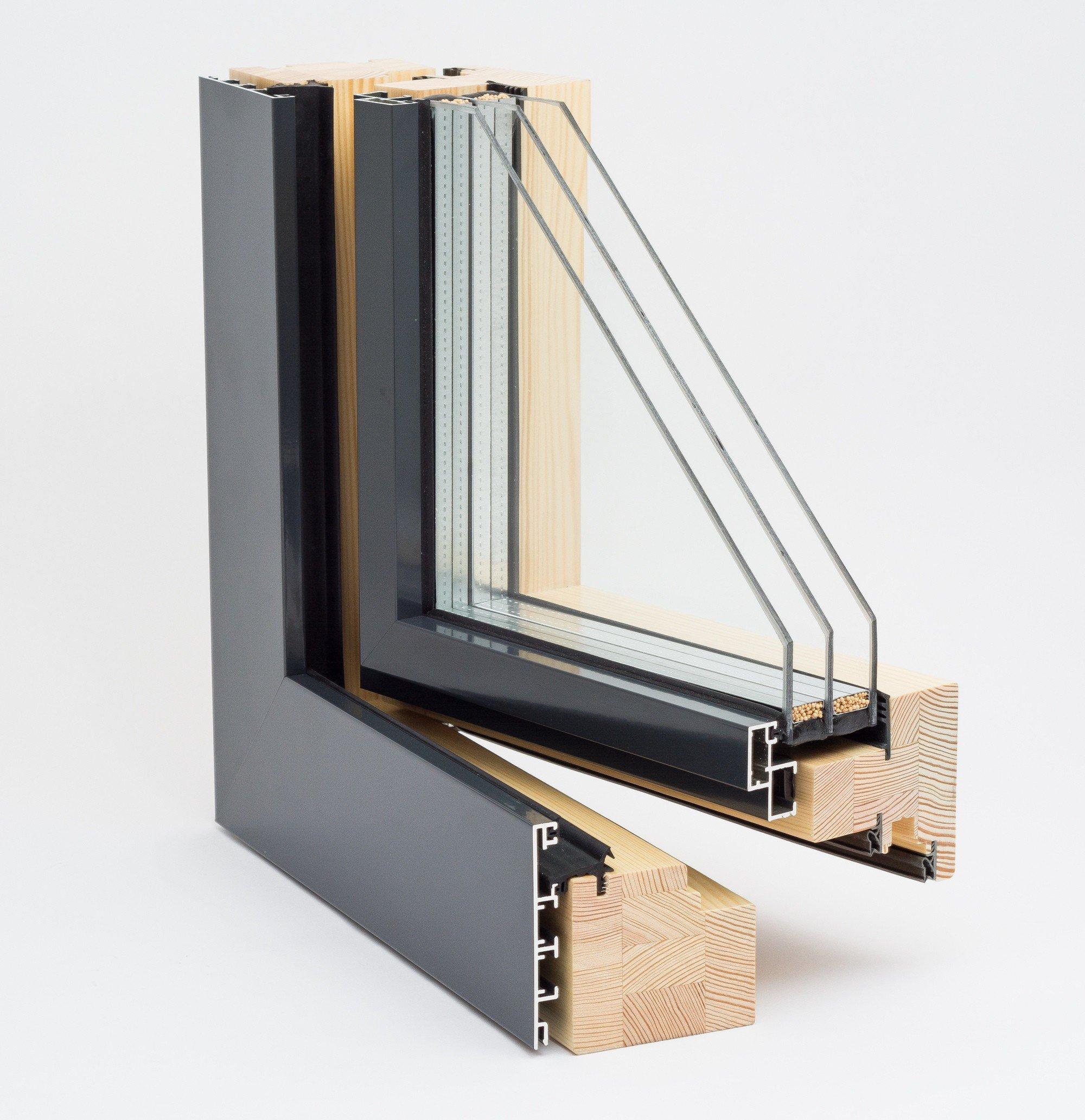 Holz alu fenster erfahrungen  Drutex S.A. - Pressroom - DRUTEX führt Holz-Aluminium-Fenster ein