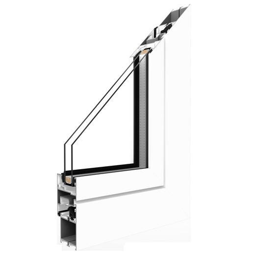 Aluminiumfenster MB-45