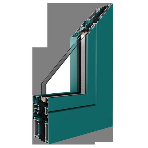 Aluminiumfenster MB-70HI