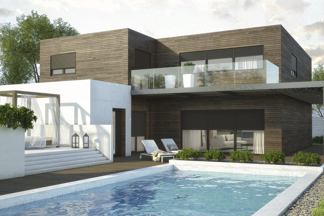 Drutex S.A. - Ratschläge - Moderne Terrassenausgänge – nicht nur im ...