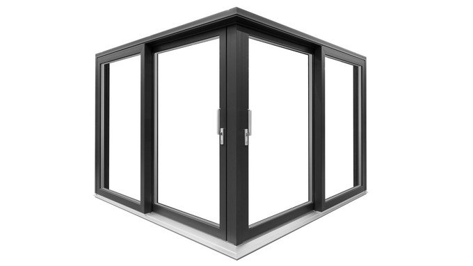 Devising own lift and slide Iglo-Hs door systems